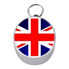 Brit4 Mini Silver Compasses