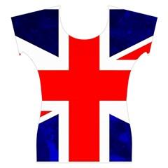 Brit4 Women s Cap Sleeve Top
