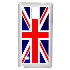 Brit4a Samsung Galaxy Note 4 Case (white)