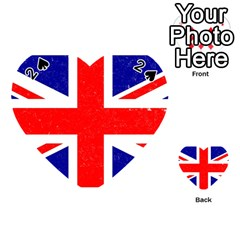 Brit5 Playing Cards 54 (heart)