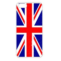 Brit5a Apple iPhone 5 Seamless Case (White)