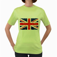 Brit6 Women s Green T-Shirt