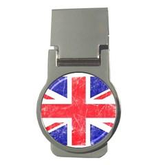 Brit6 Money Clips (Round)