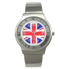Brit6 Stainless Steel Watches