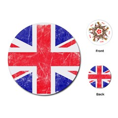 Brit6 Playing Cards (Round)
