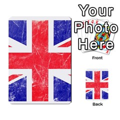 Brit6 Multi Purpose Cards (rectangle)