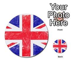 Brit6 Multi-purpose Cards (Round)