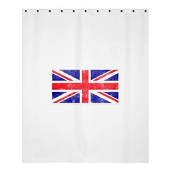Brit6 Shower Curtain 60  x 72  (Medium)