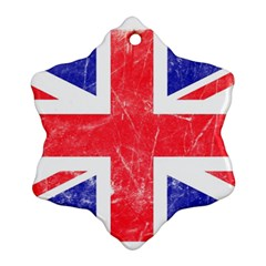 Brit6 Ornament (Snowflake)