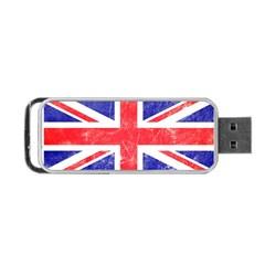 Brit6 Portable USB Flash (One Side)