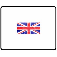 Brit6 Double Sided Fleece Blanket (Medium)