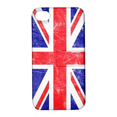 Brit6a Apple iPhone 4/4S Hardshell Case with Stand