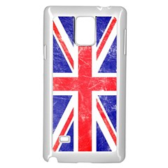 Brit6a Samsung Galaxy Note 4 Case (white)