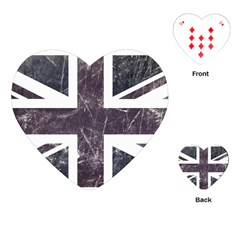 Brit7 Playing Cards (heart)