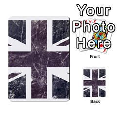 Brit7 Multi Purpose Cards (rectangle)