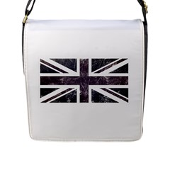 Brit7 Flap Messenger Bag (L)