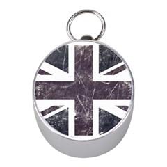 Brit7 Mini Silver Compasses