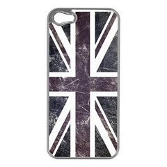 Brit7a Apple iPhone 5 Case (Silver)