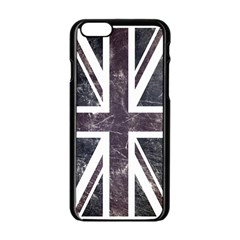 Brit7a Apple Iphone 6/6s Black Enamel Case