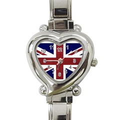 Brit8 Heart Italian Charm Watch