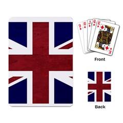 Brit8 Playing Card