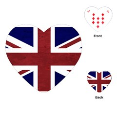 Brit8 Playing Cards (Heart)