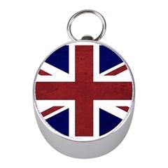 Brit8 Mini Silver Compasses