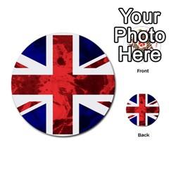 Brit9 Multi Purpose Cards (round)