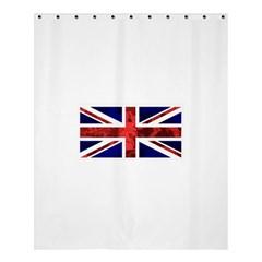 Brit9 Shower Curtain 60  x 72  (Medium)