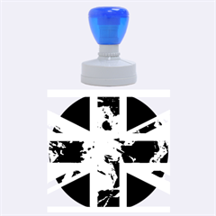 Brit9 Rubber Round Stamps (Large)