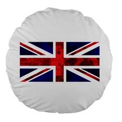 Brit9 Large 18  Premium Round Cushions