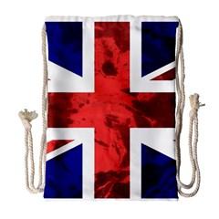 Brit9 Drawstring Bag (Large)