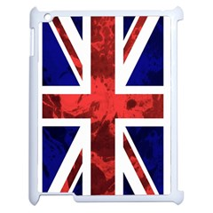 Brit9a Apple iPad 2 Case (White)