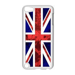 Brit9a Apple iPod Touch 5 Case (White)