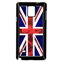 Brit9a Samsung Galaxy Note 4 Case (Black)