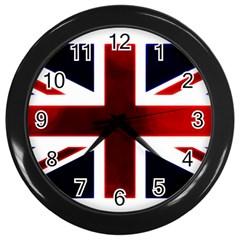 Brit10 Wall Clocks (Black)