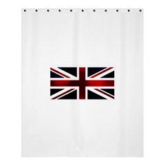 Brit10 Shower Curtain 60  x 72  (Medium)