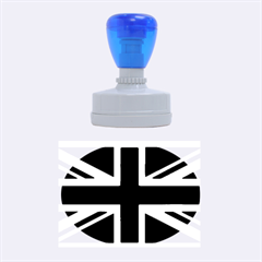 Brit10 Rubber Oval Stamps