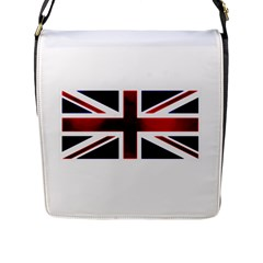 Brit10 Flap Messenger Bag (L)