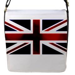 Brit10 Flap Messenger Bag (S)