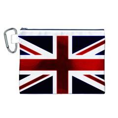 Brit10 Canvas Cosmetic Bag (L)