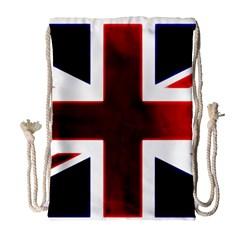 Brit10 Drawstring Bag (Large)