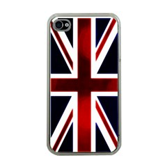 Brit10a Apple iPhone 4 Case (Clear)