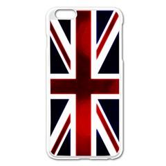 Brit10a Apple iPhone 6 Plus/6S Plus Enamel White Case