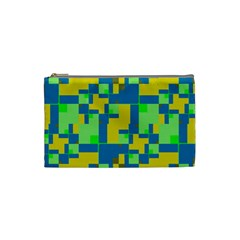 Shapes in shapes Cosmetic Bag (Small)