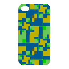 Shapes in shapes Apple iPhone 4/4S Hardshell Case