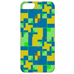 Shapes in shapes Apple iPhone 5 Classic Hardshell Case