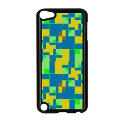 Shapes in shapes Apple iPod Touch 5 Case (Black)