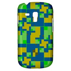 Shapes in shapes Samsung Galaxy S3 MINI I8190 Hardshell Case