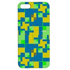 Shapes in shapes Apple iPhone 5 Hardshell Case with Stand